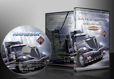 Navistar International ISIS Service Manual 2010