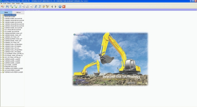 Catálogo de peças Hyundai E-Catalog [01.2015] (Robex)