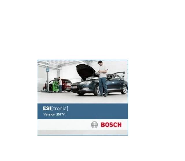 Bosch ESI Tronic 2017