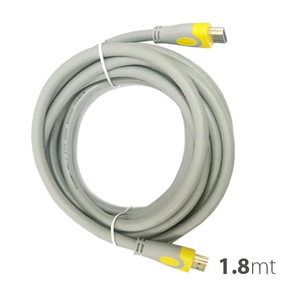 Cabo Ultra Hdmi V-link 1.8 Metros 2.0 4K 19 Pinos - VL4K1.8M