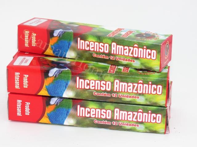 Incenso Amazônico 7 Ervas (1543)