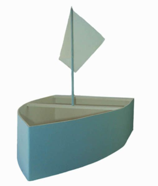 Barco 40cm cod.0584