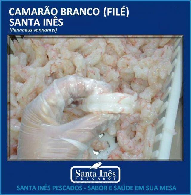 CAMARÃO FILÉ 71-90 PÇS/LB