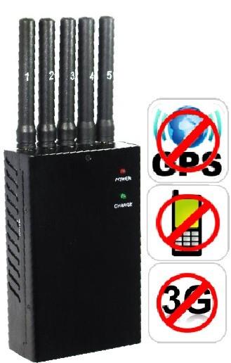 Bloqueador sinal - bloqueador de gps