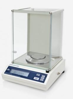 Balança Analítica Digital 0,1mg (0,0001g) com capacidade até 320g - Mod. GERAKA
