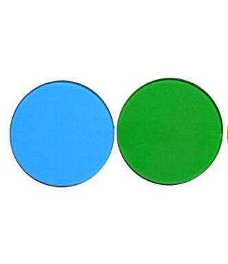 Jogo de Filtros Verde e Azul