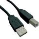 Cabo USB 2.0  para impressora 1.8m