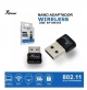 Mini Adaptador USB Wireless 150Mbps Knup KP-AW152
