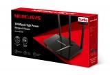 Roteador Wireless 300Mbps Alta Potência - 3 Antenas 7dBi - Mercusys MW330HP