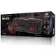 Kit Teclado e Mouse Gamer com Fio GK-20 C3tech