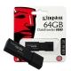 Pendrive Kingston 64GB DataTraveler 100 - USB 3.1/3.0/2.0