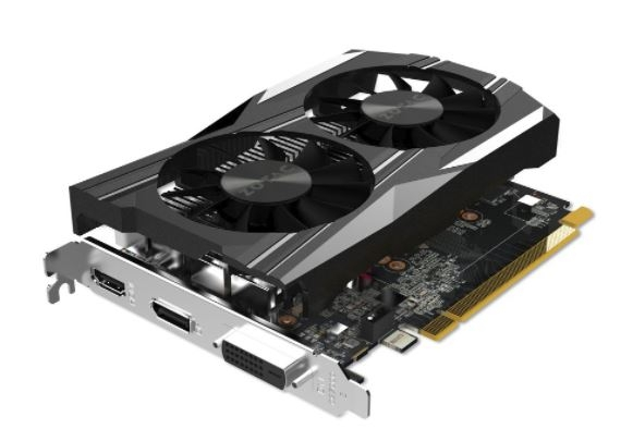 PLACA DE VIDEO ZOTAC GEFORCE GTX 1050 TI 4GB OC 128BIT GDDR5, ZT-P10510B-10L