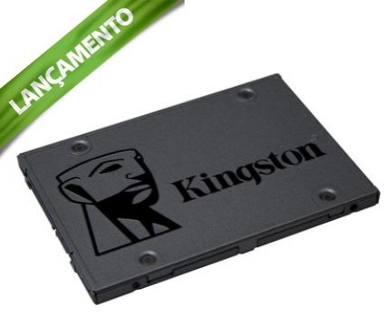 SSD 120GB Kingston A400 - SA400S37/120G