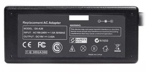 FONTE Notebook Acer, Lenovo, Positivo, Itautec, Philco, CCE, Toshiba, Microboard, Intelbras...?cache=2018-10-11