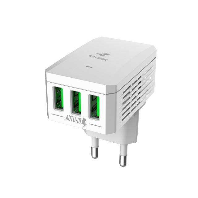 Carregador USB 3 Portas - Carga rápida - UC-310 C3 Tech?cache=2019-07-04