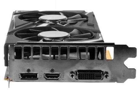 Placa de vídeo GTX 1650 4GB 1CLICK OC G5 128B GALA