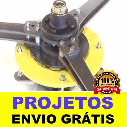 460c486b566 Projeto Gerador Eolico Aerogerador Magnetico Imas Neodimio por R 4