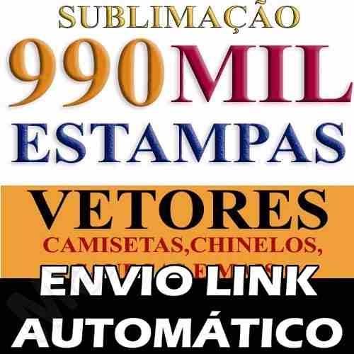 d41f25c63 998mil Estampas Sublimação Camisa Chinelo Vetor+corel Draw por R$19,99