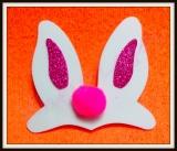 Orelha de coelho M para Topete(12unidades)