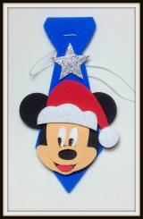 Gravata M ratinho Noel(20unidades)