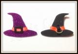 Chapéu de bruxa  P para topete(20unidades)