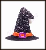 Chapéu de bruxa G para topete(20unidades)
