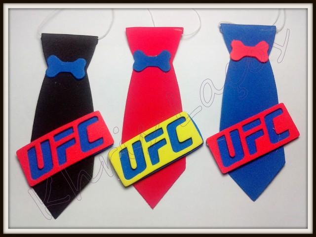 Gravatas UFC para cães
