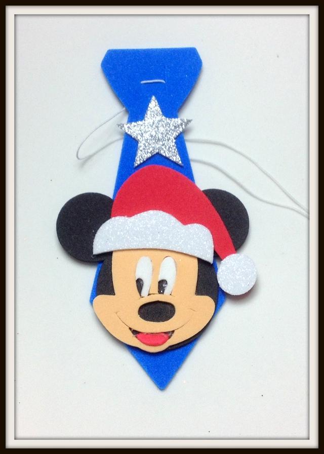 Gravata M de eva ratinho Noel para cães e gatos