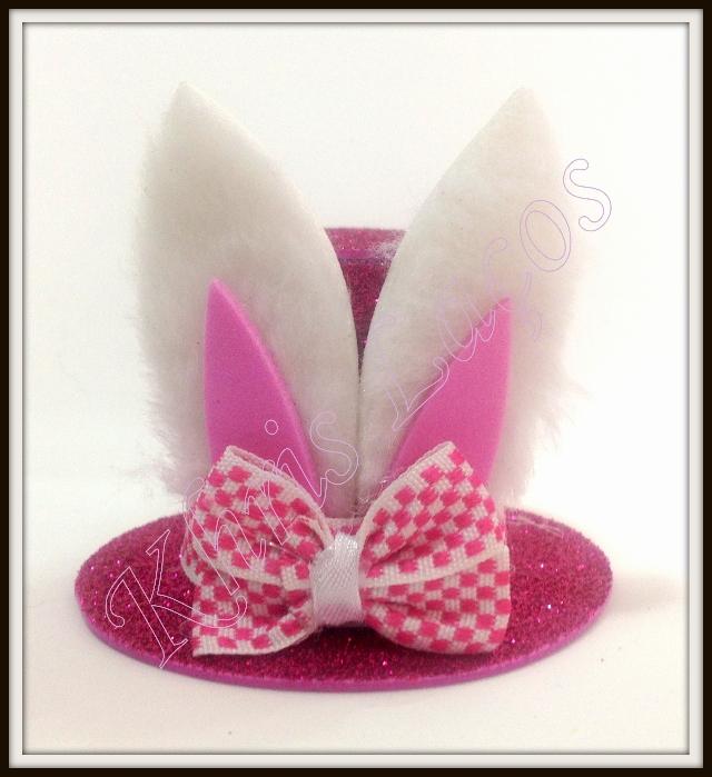 Cartola de Páscoa P pink(10unidades)