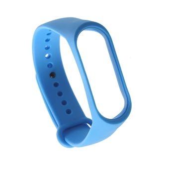 Pulseira Mi band 3 azul