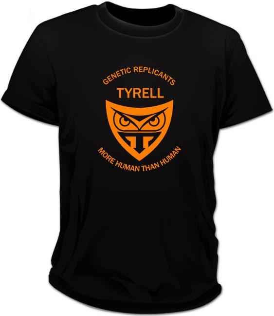Blade Runner - Tyrell Logo