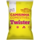 CAMISINHA FUNCIONAL TWISTER SOLÚVEL