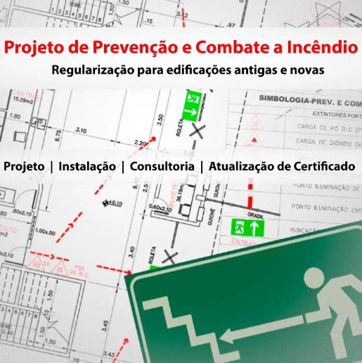 Assessoria e consultoria em prevenção e combate a incêndio