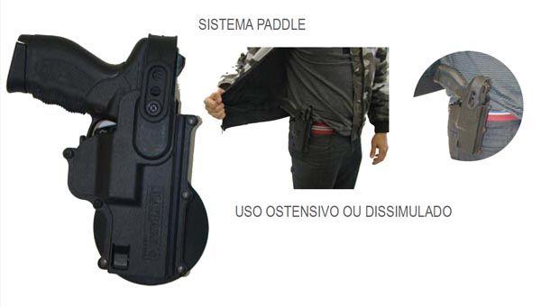 COLDRE DE CINTURA PADLLE MC04