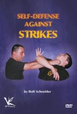 Self Defense against Strikes - Rolf Schneider  t238-25