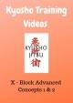 X-Block Advanced Concepts 1 & 2 - Mark Kline  t238-26