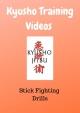 Stick Fighting Drills - Mark Kline  t238-28