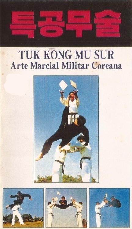 (Tuk Kong Su Mur)Arte Marcial Militar Coreana - Chang Suok  t26-37