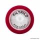 Filtro De Seringa Não Estéril Em Pvdf Hidrofóbico 0,45Micra X 25mm Caixa Com 100 un Filtrilo Sfpvdf-2545