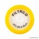 Filtro De Seringa Não Estéril Em Nylon Hidrofílico 0,45Micra X 25mm Caixa Com 100 un Filtrilo Sfny-2545