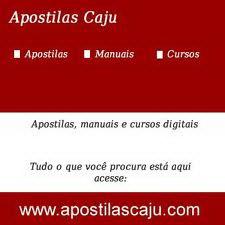 Apostilas Caju