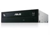 Gravador DVD Asus DRW-24F1MT Dual Layer Preto Sata