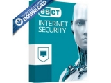 Antivirus Eset Internet Security 2019(1pc 1 Ano Direto Do Fabricante - Licença via E-mail)
