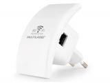 Repetidor De Sinal Wireless Wi-fi 300mbps Multilaser Re055