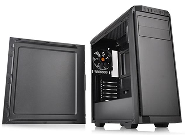 Gabinete Atx TT V100 Black/No Win/Spcc Sem Fonte