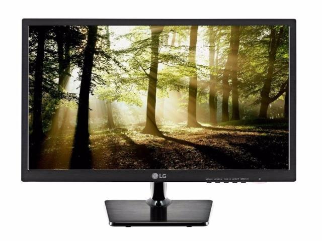 Monitor LG Led 19,5 20M37AA Preto