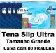 TENA SLIP ULTRA MULTI FIX GRANDE  CAIXA COM 80 UN.