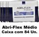 ROUPA ÍNTIMA ABRI-FLEX MÉDIO CAIXA COM 84 UN.  ABENA