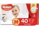 HUGGIES SUPREME CARE TAM. M COM 40 UNIDADES