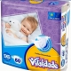 FRALDA VITALIDADE BABY SXG COM 60 UNIDADES